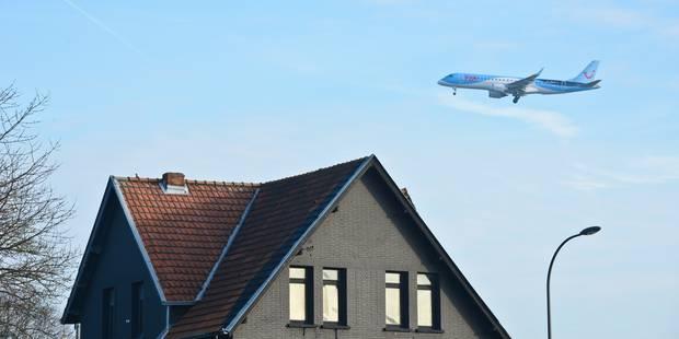 Nuisances des avions : le gouvernement fédéral ne fera pas appel du jugement sur les normes de bruit à Bruxelles - La Li...