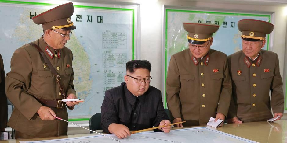 """Pyongyang revendique l'essai """"réussi"""" d'une bombe H, la Corée du Sud demande """"la punition la plus forte"""""""