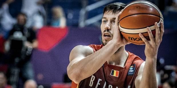 Belgique - Russie : deuxième défaite consécutive pour les Lions à l'Euro de basketball (67-76) - La Libre