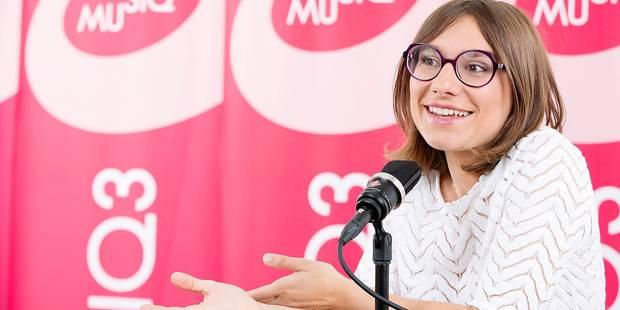 Adèle et les nouvelle voix de Musiq'3 - La Libre