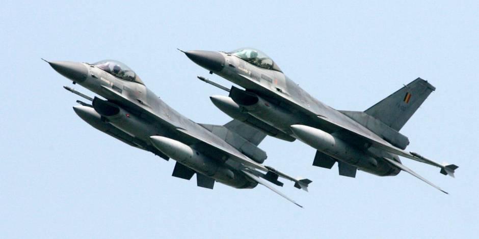 Dassault se retire de l'appel d'offre pour le remplacement des F-16 belges