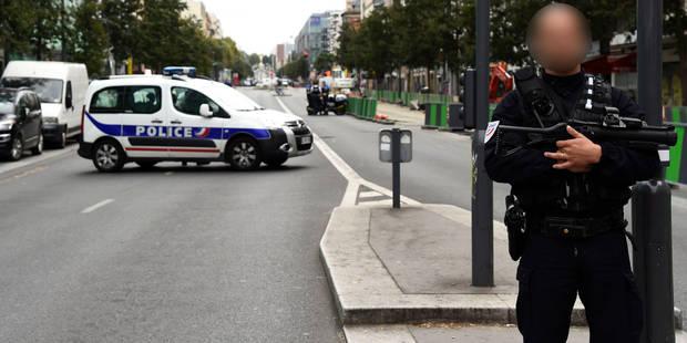 Opération antiterroriste près de Paris: du TATP prêt à l'emploi découvert dans un laboratoire clandestin d'explosifs - L...