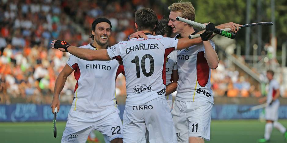 Finale World League: Les Red Lions contre l'Argentine, l'Espagne et les Pays-Bas en phase de groupes