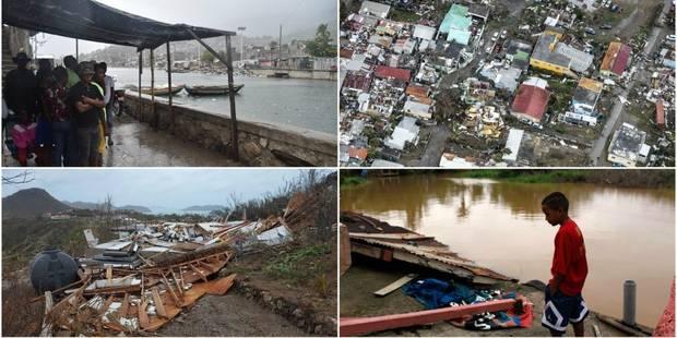 Ouragan Irma: 2.000 Belges sont dans la région, mais aucune situation alarmante - La Libre