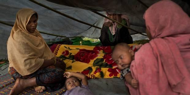 La Birmanie va ouvrir des camps pour les Rohingyas déplacés - La Libre