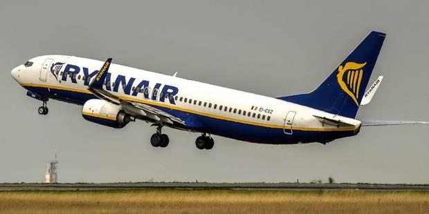 Ryanair annonce six nouvelles lignes en Belgique - La Libre