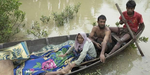 """Crise des Rohingyas: le """"scénario du pire"""" est possible - La Libre"""