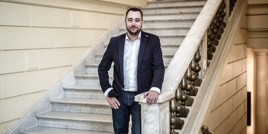 """Maxime Prévot: """"Une Belgique à quatre régions ne me heurte pas"""" - La Libre"""