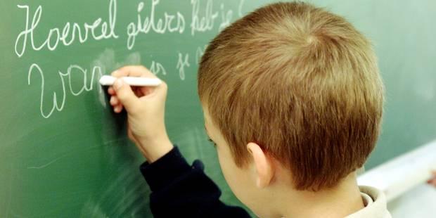 Les écoliers wallons snobent de plus en plus le néerlandais - La Libre