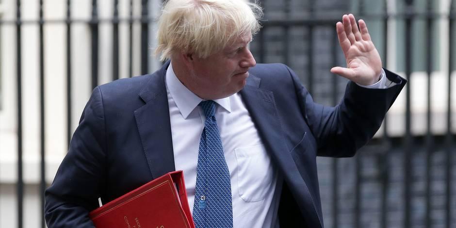 Brexit: Boris Johnson prend le risque de faire chavirer le bateau conservateur - La Libre