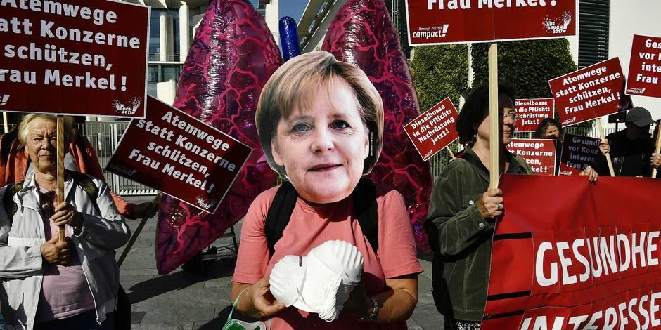 Elections en Allemagne: après le Dieselgate, les voitures électriques divisent les partis