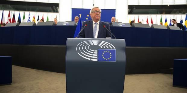 Naviguons avec le capitaine Juncker (OPINION) - La Libre