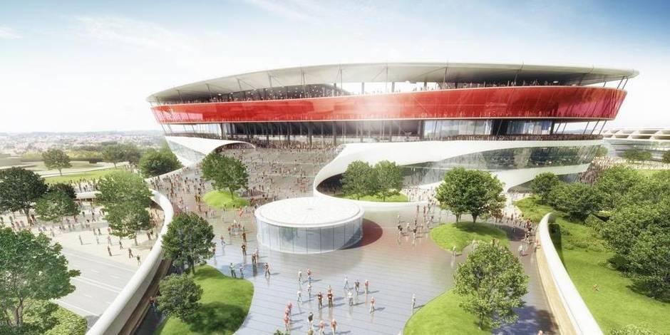 Stade national en rade: voici les options envisagées par l'UEFA pour remplacer Bruxelles