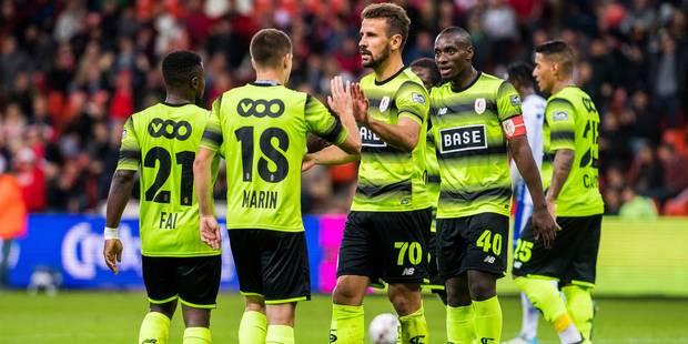 Coupe de Belgique: le Standard déroule, Eupen renversant, Onyekuru libère Anderlecht à Westerlo! - La Libre