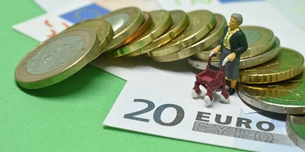 La pension à points favoriserait les salariés à bas revenus - La Libre