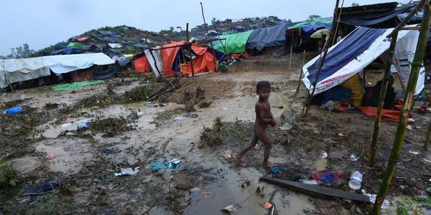 Rohingyas réfugiés au Bangladesh: MSF redoute une catastrophe sanitaire - La Libre