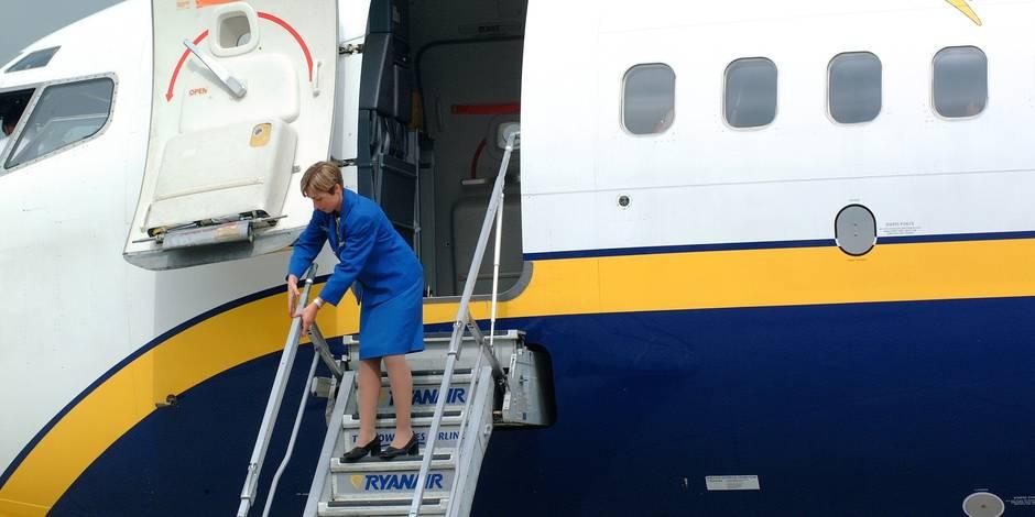 De Charleroi à Rome, comment les pilotes de Ryanair planifient la riposte