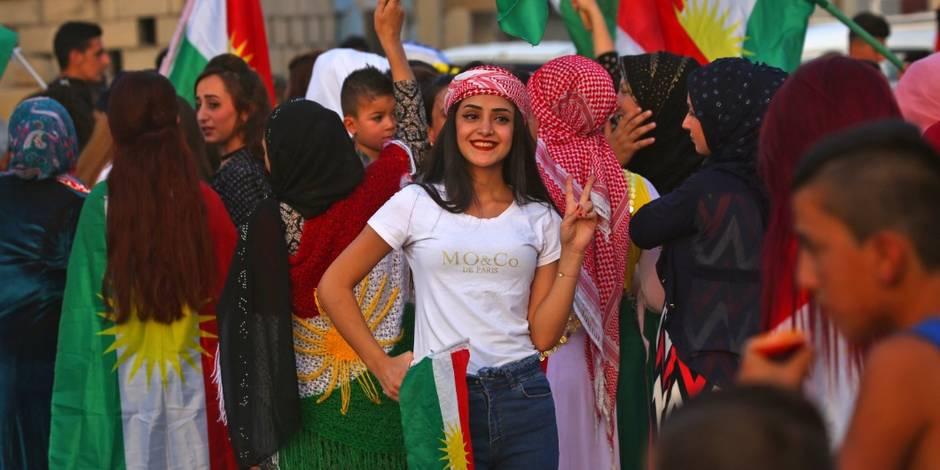 Edito: Les Kurdes d'Irak, seuls contre tous - La Libre