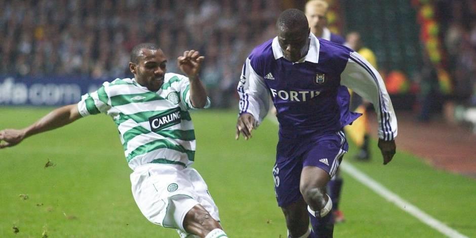 Le Celtic en phase de groupes: souvenir d'une belle campagne européenne pour l'Anderlecht de Dindane et Kompany