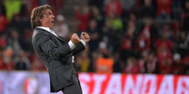 Sa Pinto, blanchi, sera sur le banc à Anderlecht, Carlinhos et l'adjoint suspendus - La Libre