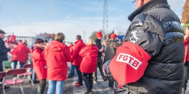 Les métallurgistes FGTB du Brabant se joignent à la grève du 10 octobre - La Libre