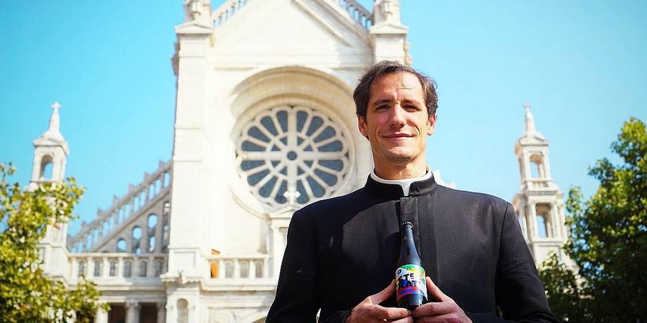 Une bière d'abbaye bruxelloise pour soutenir Sainte-Catherine