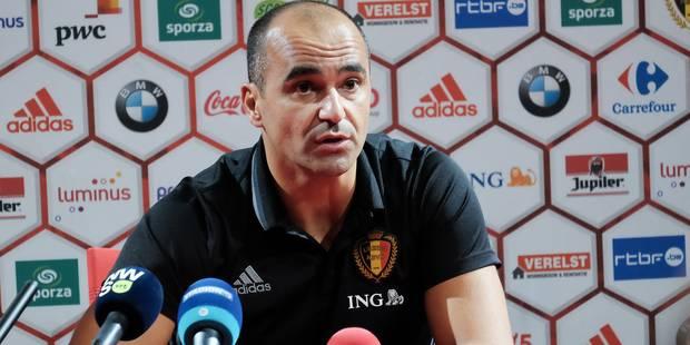 """Diables rouges: l'absence de Nainggolan, une """"décision footballistique"""" de Martinez - La Libre"""