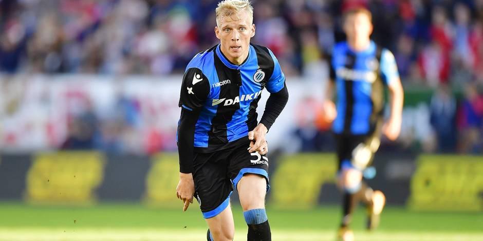 Royal Excel Mouscron v Club Brugge : Jupiler Pro League