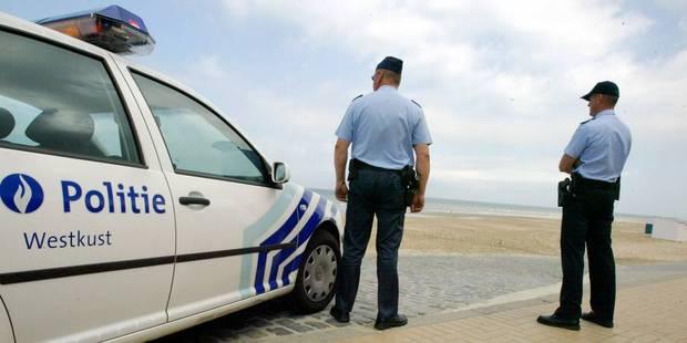Une trentenaire victime de 18 coups de couteau à Coxyde - La Libre