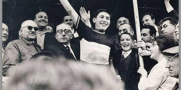Eddy Merckx en deuil - La Libre