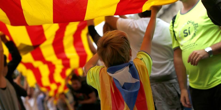 Quels scénarios face à la crise catalane ? - La Libre