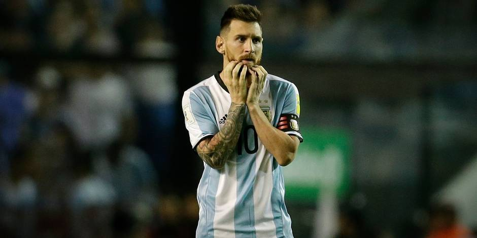 Qualifs Mondial en AmSud: Messi et l'Argentine privés de Coupe du monde? L'Albiceleste est au bord du gouffre