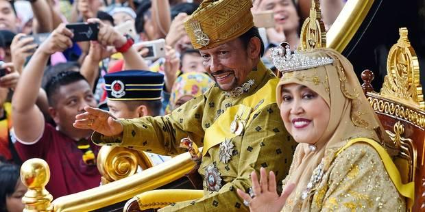 Richesse extrême du Sultan de Brunei