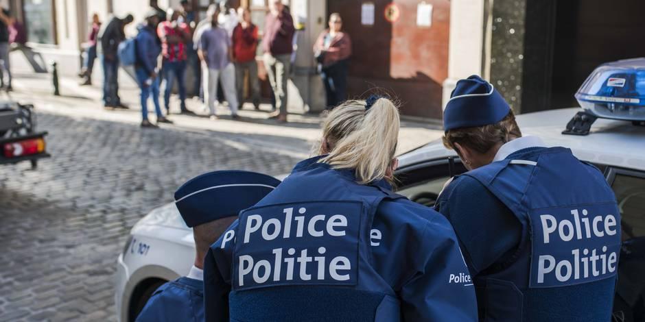 Des agents de police suspectés d'utiliser les données de citoyens... pour des paris