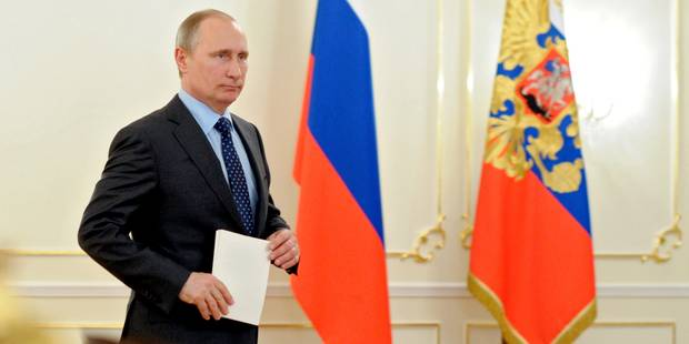 Moscou menace les médias américains en Russie de restrictions légales - La Libre