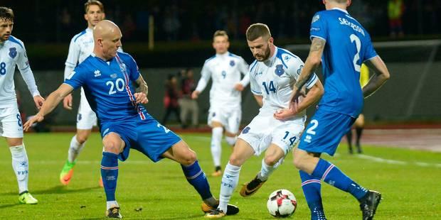 Mondial 2018 : l'Islande se qualifie pour son premier Mondial, la Serbie fait son retour après 8 ans d'absence, le pays ...