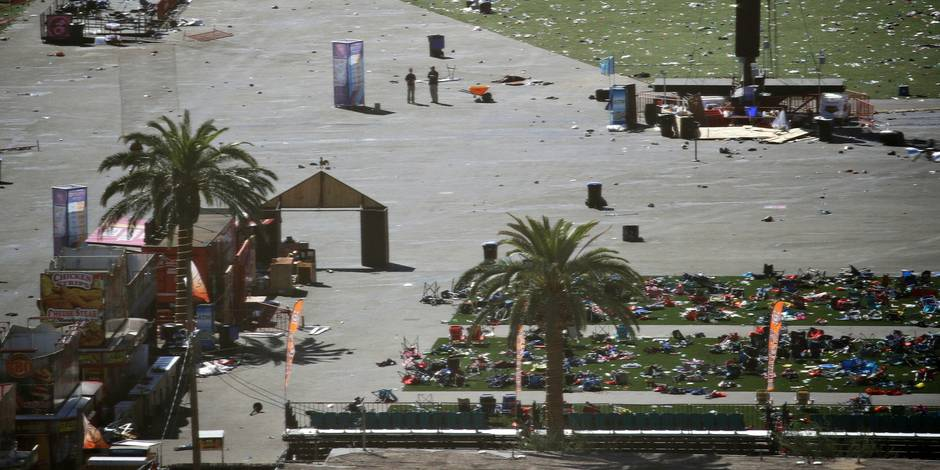 Fusillade à Las Vegas : le frère du tireur collabore avec les enquêteurs