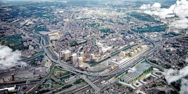Charleroi : voici ce à quoi ressemblera la ville basse dans 15 ans - La Libre