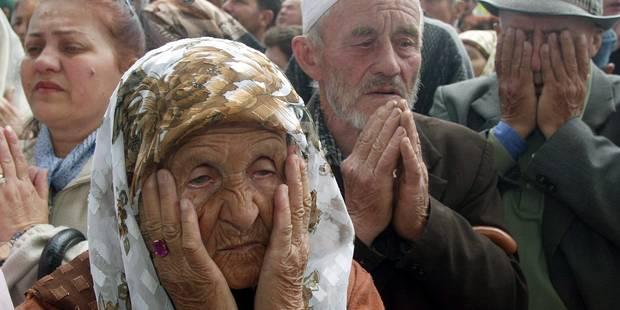 """Crimée: 6 militants tatars placés en détention pour """"terrorisme"""" - La Libre"""