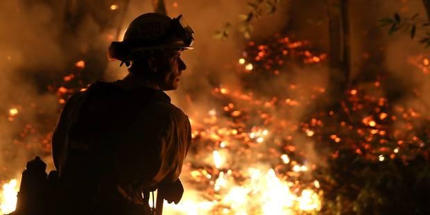 Etats-Unis : les incendies en Californie font 31 victimes - La Libre