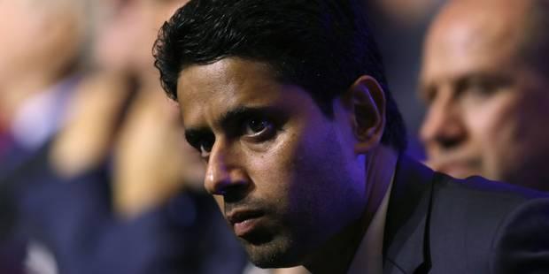 Football : le Qatar et Al-Khelaïfi accusés de corruption par la justice suisse - La Libre
