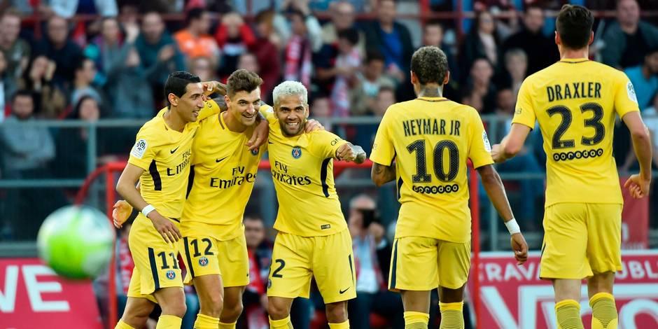 Belges à l'étranger: De Bruyne encore excellent, Meunier claque un doublé et offre la victoire au PSG (VIDEO)