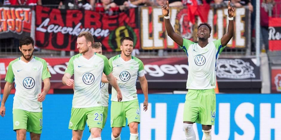 Belges à l'étranger: Origi ouvre son compteur avec Wolfsburg (VIDEO)