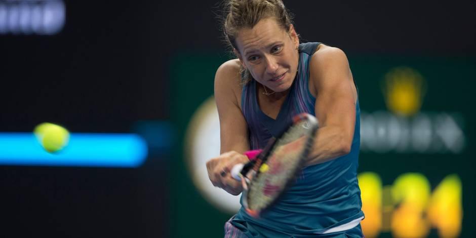 Linz: Barbora Strycova remporte le 2e titre de sa carrière, six ans après le premier