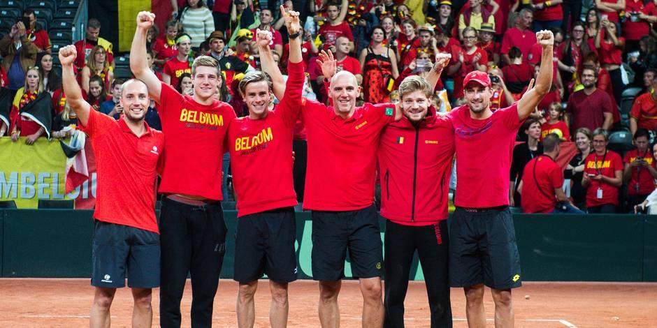 Des places à vendre mardi et jeudi pour la finale entre la France et la Belgique