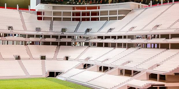 Ghelamco veut rediscuter avec le RSCA, pour un stade national de 40.000 places - La Libre