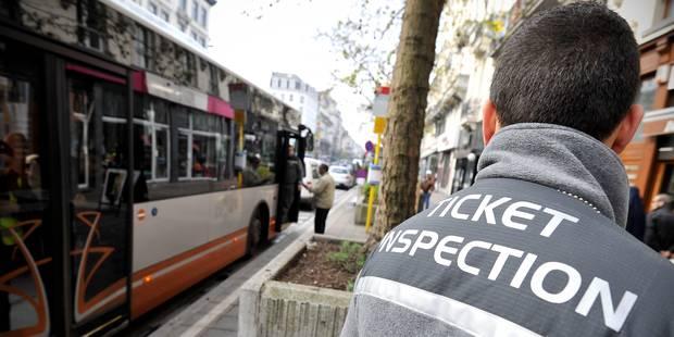 Action d'envergure de sécurisation des transports en commun en région bruxelloise - La Libre