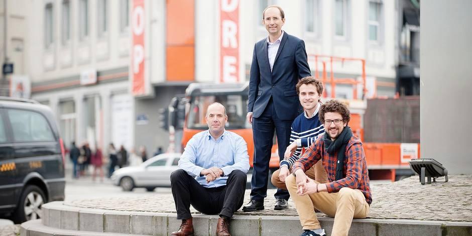 Seraphin, le premier courtier digital belge, rajeunit l'assurance