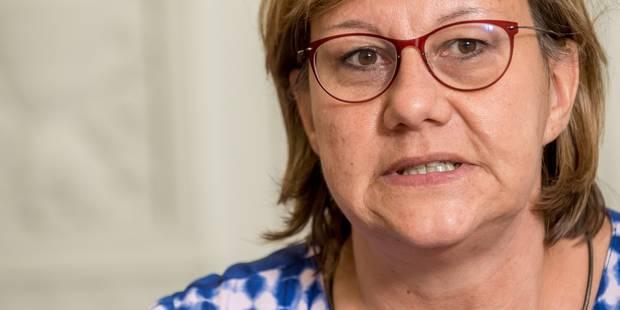 Caroline Persoons (DéFI) démissionne du parlement de la Fédération Wallonie-Bruxelles - La Libre