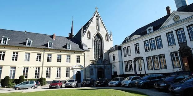 Ixelles : L'avenir incertain de l'abbaye de la Cambre - La Libre